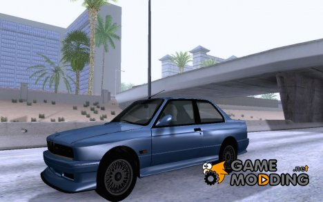 BMW M3 E30 for GTA San Andreas