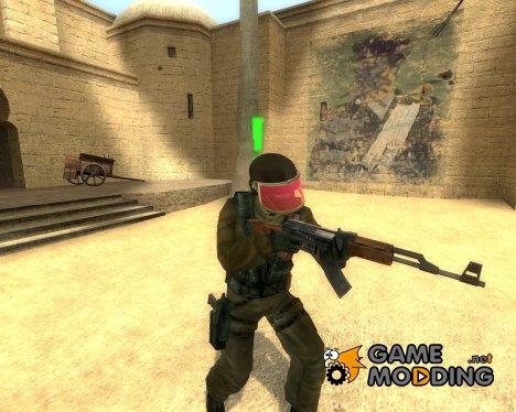 Anti Guerilla Tactic Squad for Counter-Strike Source