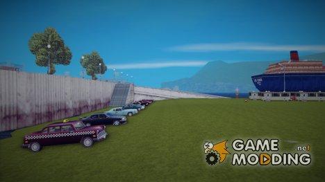 Stunt Island 2.9 для GTA 3