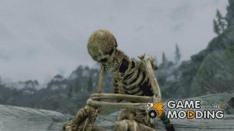 Beast Skeletons для TES V Skyrim