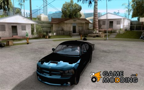 Dodge Charger From Fast Five для GTA San Andreas