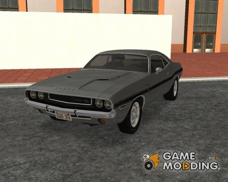 Dodge Challenger RT для GTA San Andreas