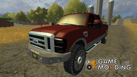 Ford F 250 King Ranch для Farming Simulator 2013