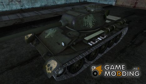 Т-44 от detrit для World of Tanks