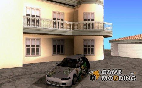 Honda Сivic drift for GTA San Andreas