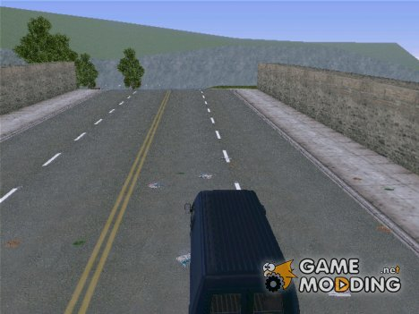 HQ Road Texture for GTA 3