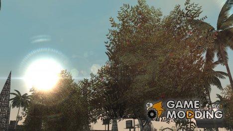 Реалистичная осень (SA-MP) for GTA San Andreas