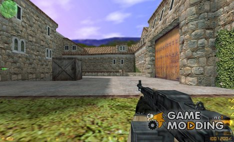 Stoner 63 for Counter-Strike 1.6