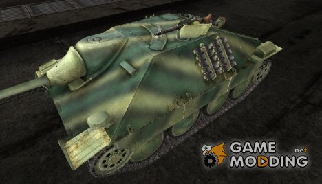 Hetzer 6 for World of Tanks