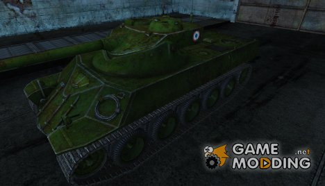 Шкурка для Lorraine 40t для World of Tanks