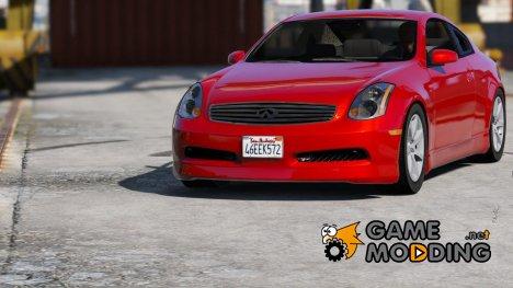 Infiniti G35 v1.1 for GTA 5