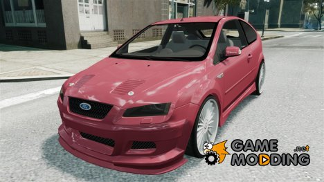 Ford Focus ST (X-tuning) для GTA 4