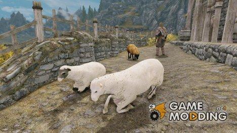 Sheep Modders Resource для TES V Skyrim