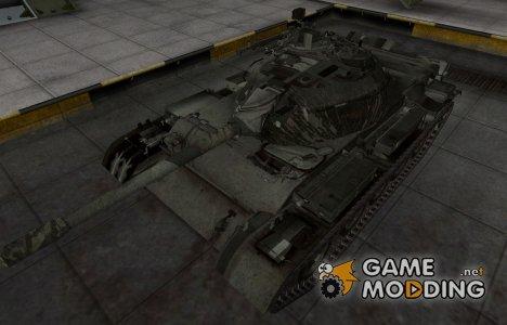 Исторический камуфляж Type 62 для World of Tanks
