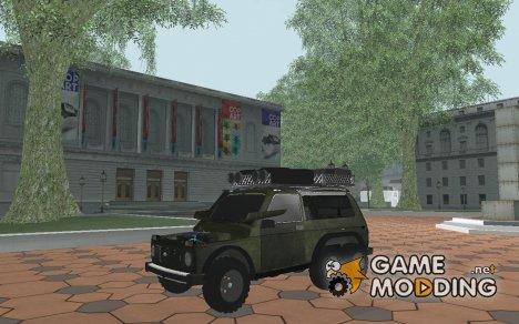 Ваз 21213 [Охотник] for GTA San Andreas
