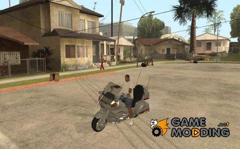 Honda Goldwings v1.1a для GTA San Andreas