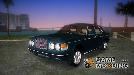 Bentley Turbo RT for GTA Vice City