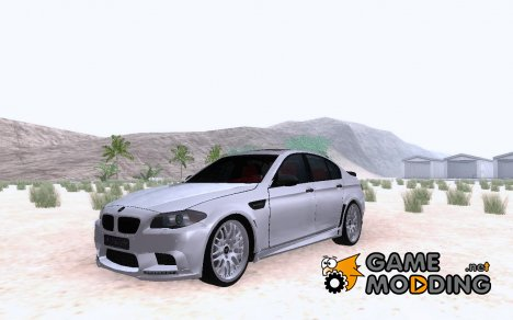 BMW M5 F10 HAMANN для GTA San Andreas