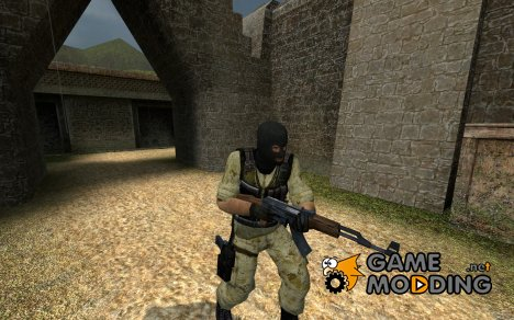 Marpat Terrorist для Counter-Strike Source