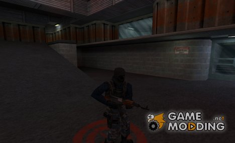 Masked Terror for Counter-Strike 1.6