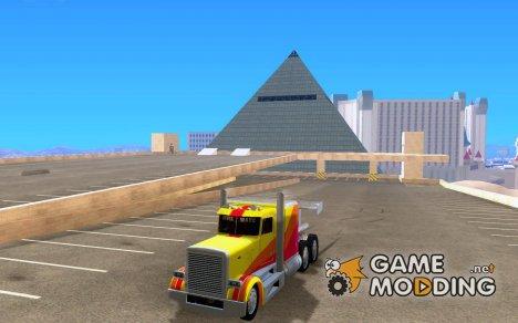 Shockwave Jet Truck for GTA San Andreas