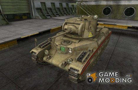Шкурка для Matilda для World of Tanks