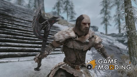 Daemon Weapons для TES V Skyrim