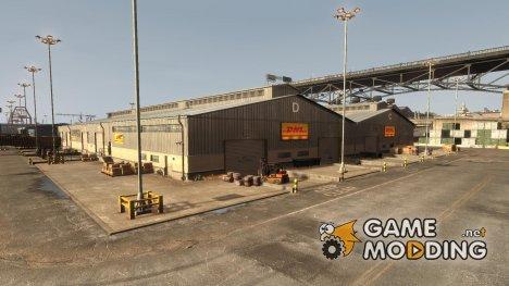 DHL-Port для GTA 4
