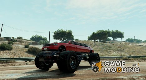 Monster Limo 2.0 for GTA 5