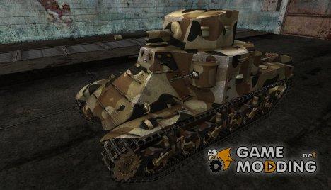 M2 med от Soundtech для World of Tanks