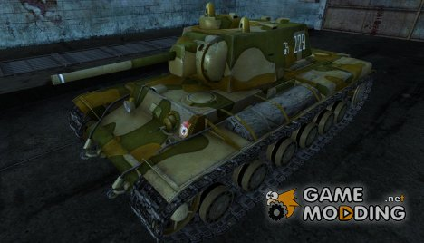 Шкурка для Т-150 для World of Tanks