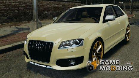 Audi S3 2010 v1.0 for GTA 4
