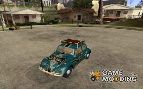 VW Fusca Gremio for GTA San Andreas
