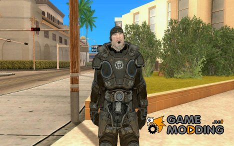 Маркус Феникс из Gears of War 2 for GTA San Andreas