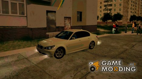 BMW 530xd 2005 for GTA San Andreas