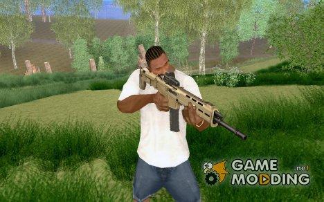 ACR с голографическим прицелом для GTA San Andreas