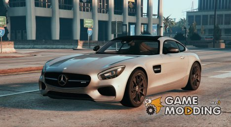2016 Mercedes-Benz AMG GT for GTA 5