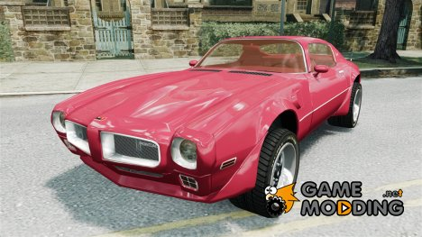 Pontiac Firebird 1971 for GTA 4