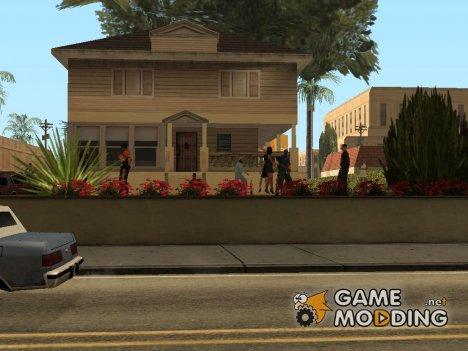 Вечеринка в Джефферсоне для GTA San Andreas