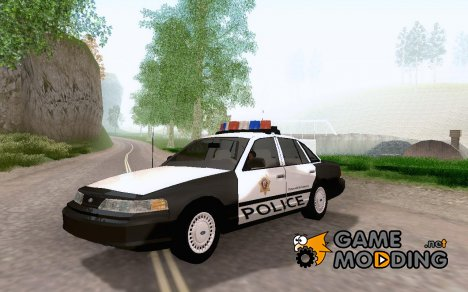 1992 Ford Crown Victoria LVPD for GTA San Andreas