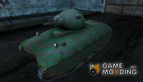Шкурка для AMX40 для World of Tanks