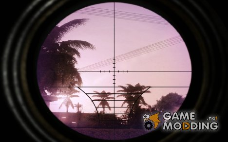 Mil Pliex(New sniper scope) для GTA San Andreas