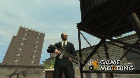 "Штурмовая винтовка ""M16A4"" for GTA 4"
