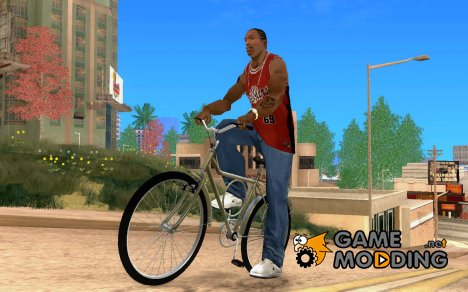 Новый велосипед for GTA San Andreas