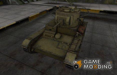Шкурка для Т-26 в расскраске 4БО for World of Tanks
