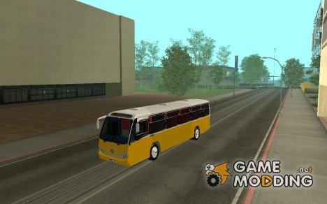 Inrecar Sagitario Volksbus 17.240 for GTA San Andreas