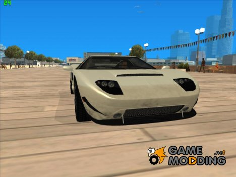 Bullet GTA V ImVehFt for GTA San Andreas
