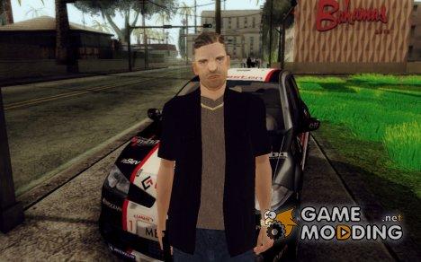Italian Mafia Mobster для GTA San Andreas