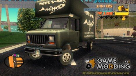 Bellyup в стиле VC for GTA 3