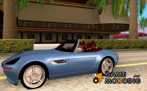 BMW Z8 1999 for GTA San Andreas